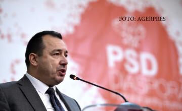 Catalin Radulescu, deputat si presedinte al PSD Diaspora,