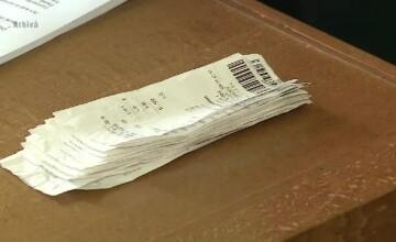Loteria bonurilor fiscale. Bonurile castigatoare pentru luna aprilie