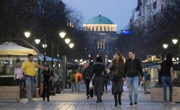 Autorităţile bulgare au decis închiderea capitalei, Sofia, pe timpul Paştelui