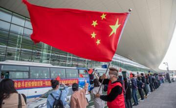 Autoritățile chineze au revizuit în creștere cu 50% numărul deceselor din Wuhan