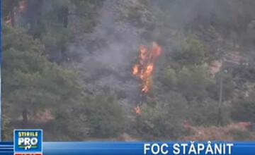Incendiile din staţiunea turcă Antalya sunt sub control