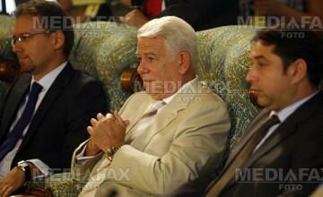Meleşcanu, David şi Chiuariu, la consultarile de la Cotroceni