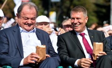 Vasile Blaga: Legea migratiei alesilor aprobata de PSD are poate si latura buna, desparte barbatii de curve