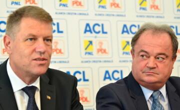 ACL si-a propus sa dea jos Guvernul Ponta. PNL si PDL vor depune luni o motiune de cenzura in Parlament