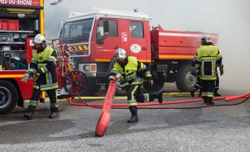 15 pompieri sicilieni, arestați. Cum încercau să-și sporească veniturile