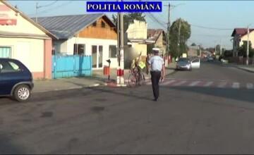 19 bicicliști prinși băuți de poliție, în doar câteva ore