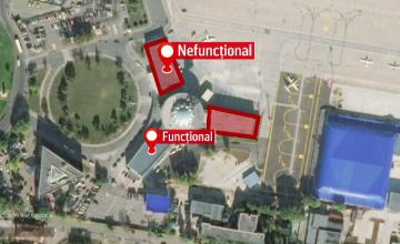Restricții pentru avioanele mari pe aeroportul Băneasa. Localnicii se plâng de zgomotul provocat