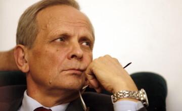Theodor Stolojan, despre votul in favoarea lui Capatina in 2012: Nu avea niciun dosar atunci