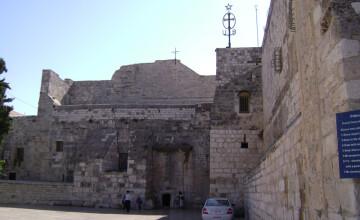 Galerie FOTO. O zi la Betleem. Drama celor care locuiesc in orasul sfant, transformat in inchisoare
