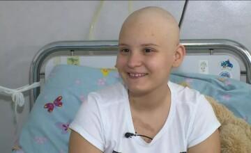 Ce inseamna camerele sterile pentru copiii bolnavi de cancer de la Marie Curie. Durerea lor, vazuta prin ochii Sabinei