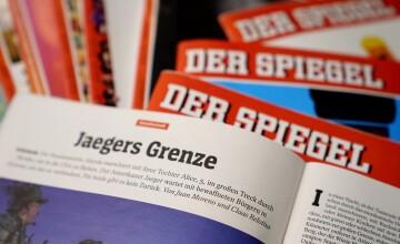 Un celebru ziarist german falsifica interviuri şi inventa personaje. \