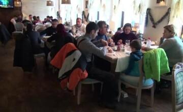 Cât au cheltuit românii pe sejururile cu ocazia Crăciunului