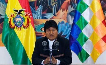 Mandat de arestare pe numele fostului președinte din Bolovia. Unde se află Morales