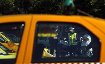 Izbita in plin de un taxi langa Piata Romana, o femeie a murit pe loc