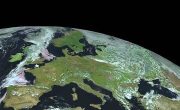 Vezi aici cum va fi vremea pe continent si in tara!