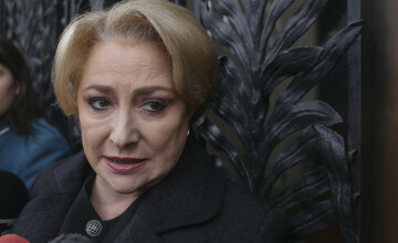 """CNCD a amânat discutarea cazului Vioricăi Dăncilă, în dosarul în care îi numește """"autiști\"""