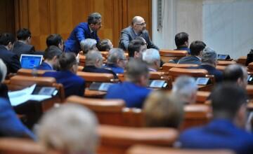 Comisia parlamentară pentru anchetarea SPP, înfinţată. 7 dintre cei 15 membri, PSD