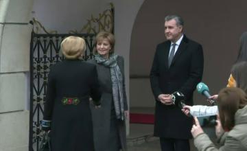 Premierul Dăncilă a discutat cu familia regală despre Centenar