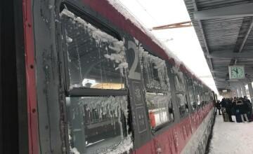 CFR Călători a anulat 46 de trenuri, vineri dimineaţa
