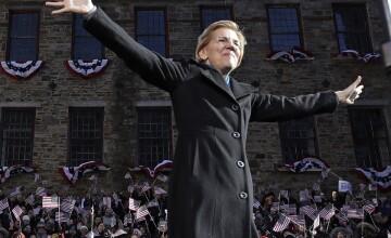 O nouă candidată la preşedinţia SUA. Vrea taxe mai mari pentru bogaţi