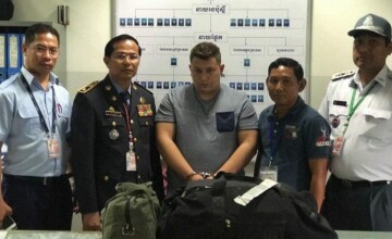 Români prinşi cu 5 kilograme de droguri în bagaje, în Cambodgia. Ce pedeapsă riscă
