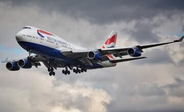 Un avion a zburat de la New York la Londra în timp record cu ajutorul furtunii Ciara. A atins o viteză uriașă