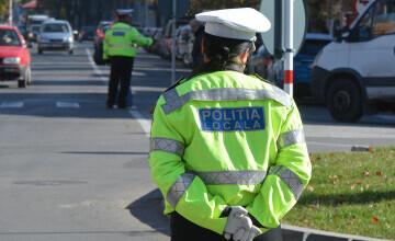 Un polițist s-a dus la pensat în timpul programului de muncă. Anchetă a Poliției Capitalei