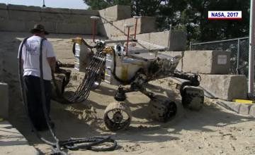 Ce misiune are roverul Perseverance, trimis de NASA pe Marte