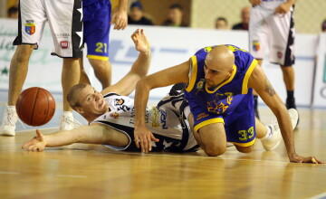 Violente la un meci de baschet in capitala Turciei!