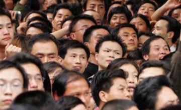 Cea mai mare migratie umana: chinezii se intorc acasa de sarbatori