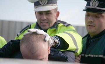 Un membru al mafiei napolitane Camorra, inhatat de politisti in Romania