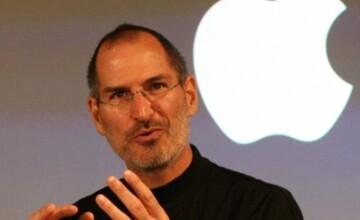 Cum gandeste Steve Jobs, seful Apple, cea mai admirata companie din lume