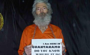 Ultimele imagini cu un fost agent FBI rapit in Iran. Mesajele subtile transmise Guvernului SUA. FOTO