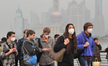 China ia masuri drastice pentru a diminua poluarea: 2500 de firme mici vor fi inchise pana la finalul anului