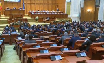 Înfiinţarea Comisiei de anchetă privind SPP va fi decisă astăzi în plenul reunit