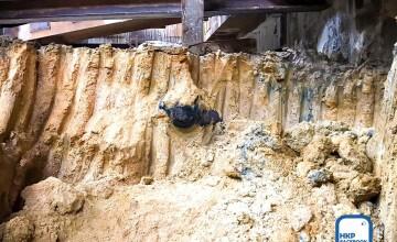 O bombă din al Doilea Război Mondial, descoperită pe un șantier din Hong Kong