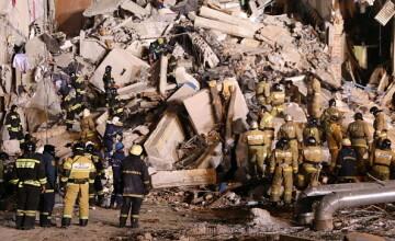 Explozia din Rusia. Bilanțul morților a urcat la 26, șase persoane au fost salvate