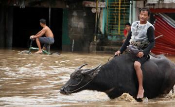 Bilanțul tragic al inundațiilor din Filipine. Sunt 85 de morți și zeci de dispăruți
