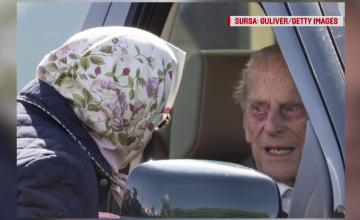 Decizia prințului Philip, după accidentul rutier din ianuarie. La ce a renunțat