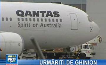 Încă un avion al companiei australiene Qantas a aterizat de urgenţă!