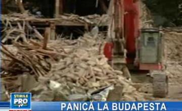 Bombă de două tone descoperită la Budapesta