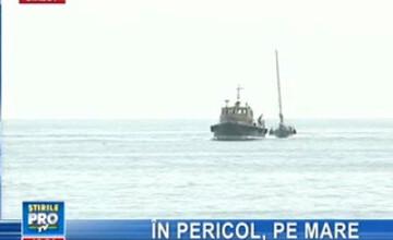 Un iaht cu zece turişti români a plutit în derivă în apele Bulgariei