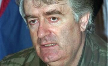 Karadzici a ajuns la centrul de detenţie al T.P.I-ului