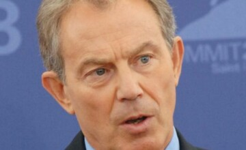 Mediul de afaceri european îl vrea pe Tony Blair ca preşedinte al UE