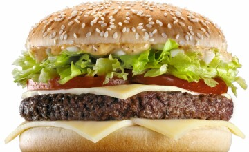 Meniuri demne de un restaurant de lux, realizate cu ingrediente de la McDonald\'s