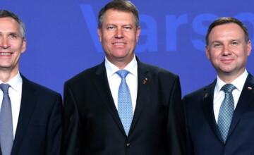 Corespondenta ProTV de la Varsovia. Ce si-a dorit Romania la summitul NATO si ce a primit: \