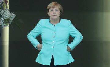 Angela Merkel a convocat o reuniune a Consiliului Federal de Securitate. Cancelarul a lipsit de la sedinta de urgenta