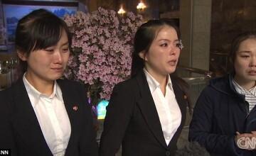 """Anunțul ONU în cazul celor 12 chelneriţe nord-coreene care """"au dezertat"""""""