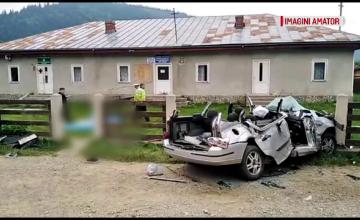 Accident cumplit în Neamț. 4 tineri cu vârste între 18 şi 20 de ani au murit