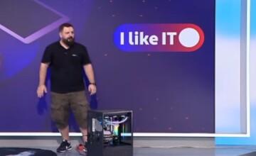 iLikeIT. Cum arată unul dintre cele mai performante computere din România